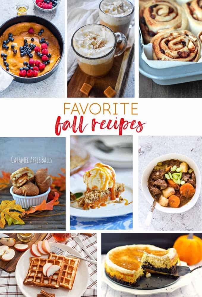 fall recipes | recipe ideas | food | fall entertaining | easy recipes | dessert recipes