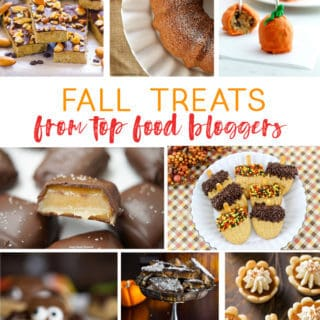 Fall Treats to Make for Halloween, Potlucks, Parties and More