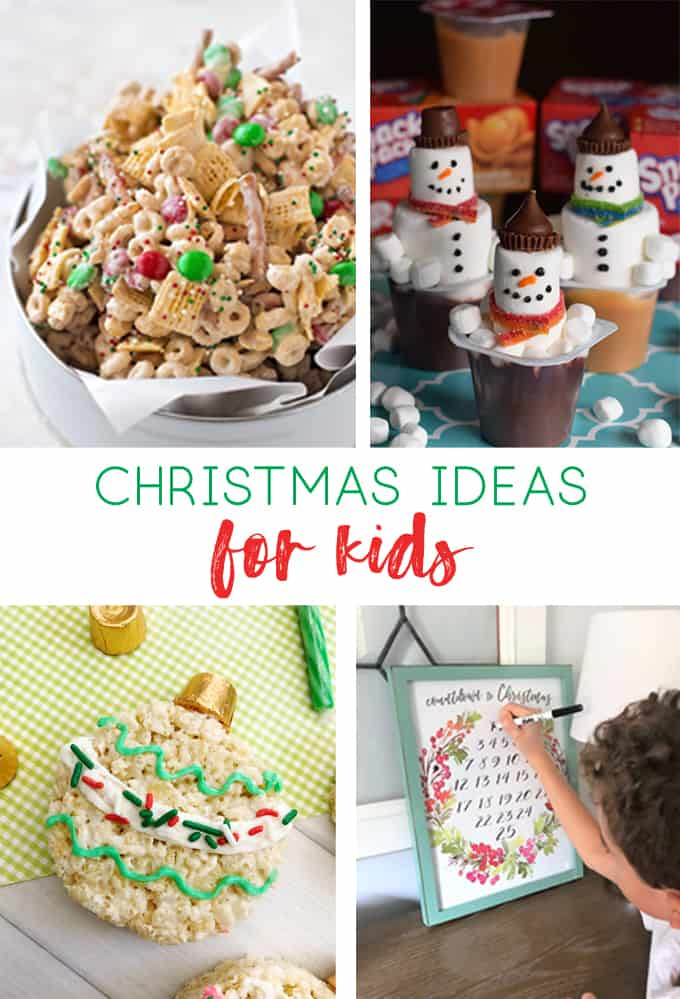 christmas for kids | christmas ideas | christmas recipes | christmas crafts | kids christmas