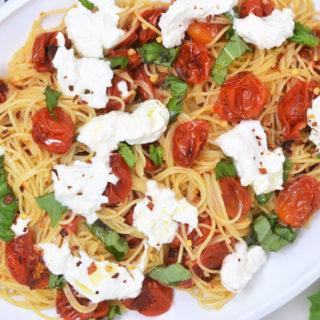 pasta with burrata 3
