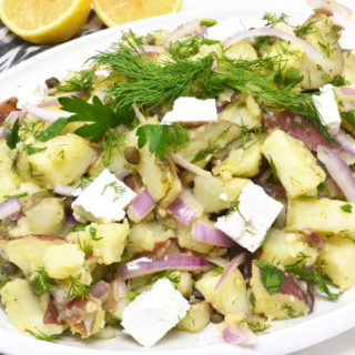 greek potato salad 1