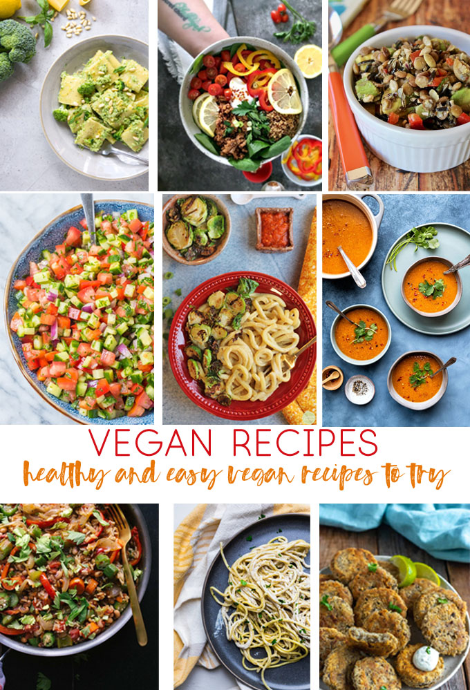 vegan recipes | easy vegan meals | vegetarian | food | vegan food | healthy recipes | dinner recipes | vegan main dishes