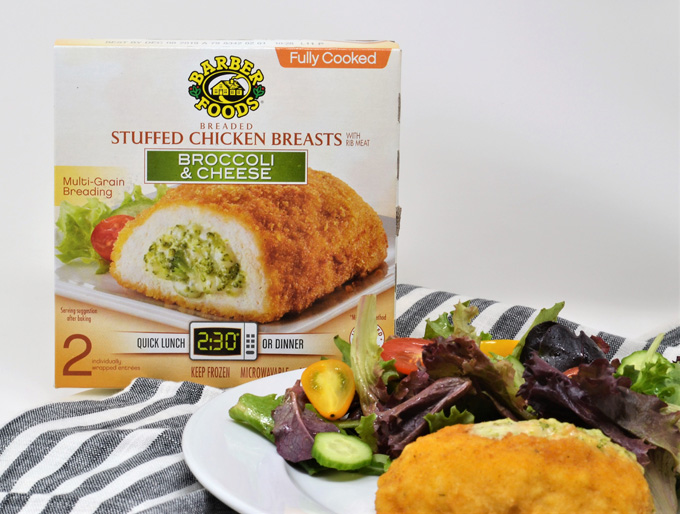 barber foods stuffed chicken breasts 3