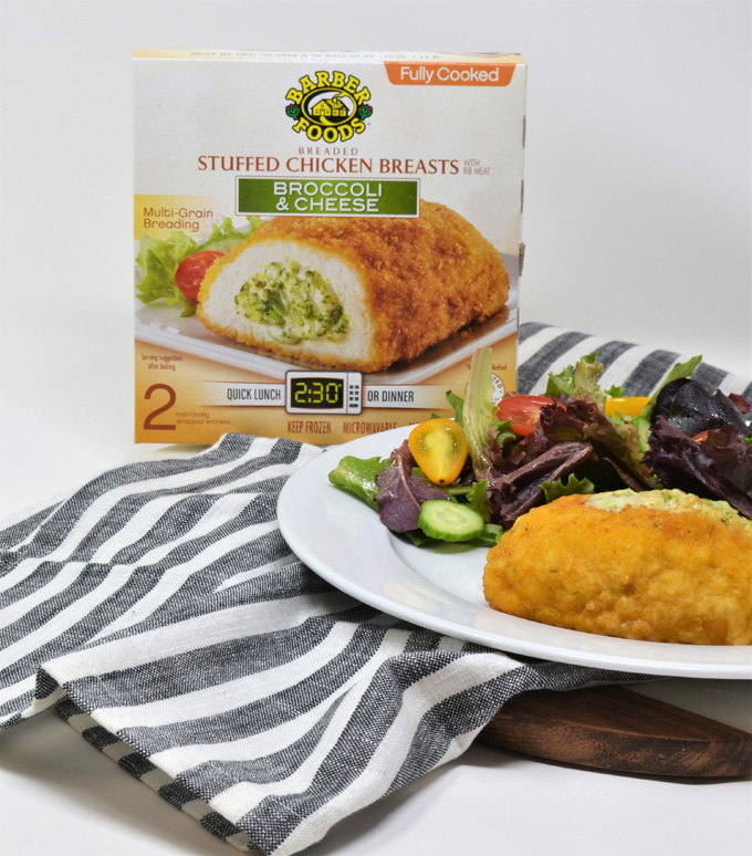 barber foods stuffed chicken breasts 5