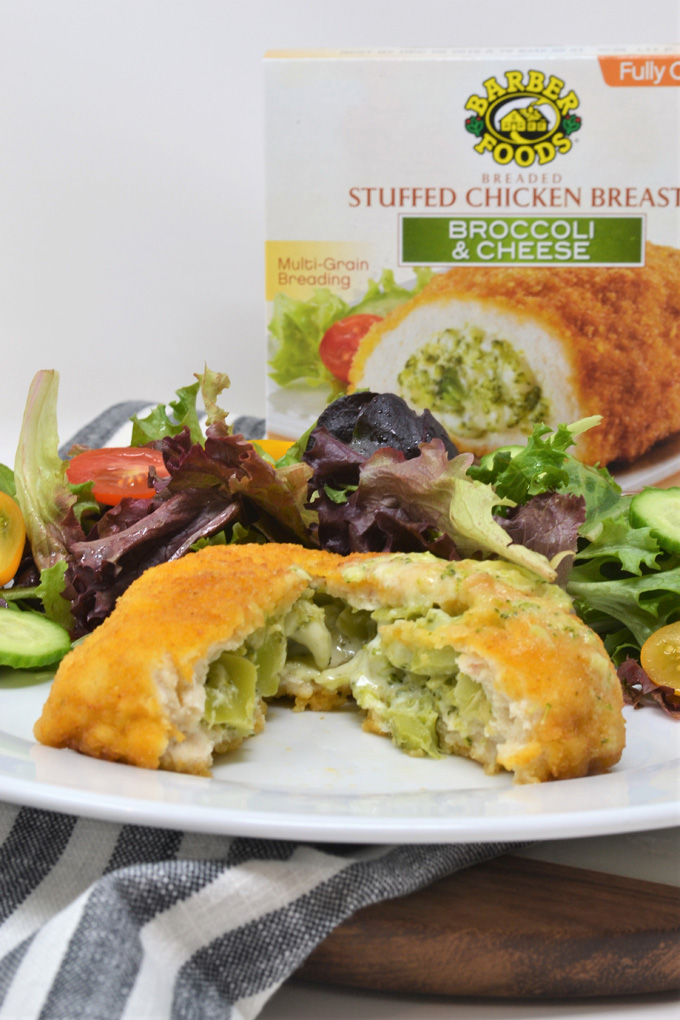 barber foods stuffed chicken breasts 6