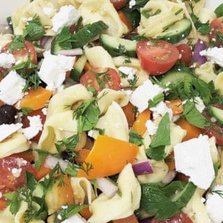 greek pasta salad recipe 2