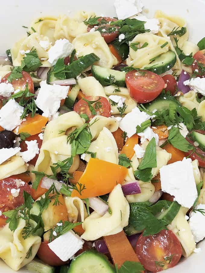 greek pasta salad recipe 2