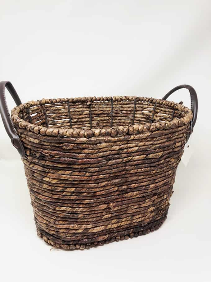 brown basket