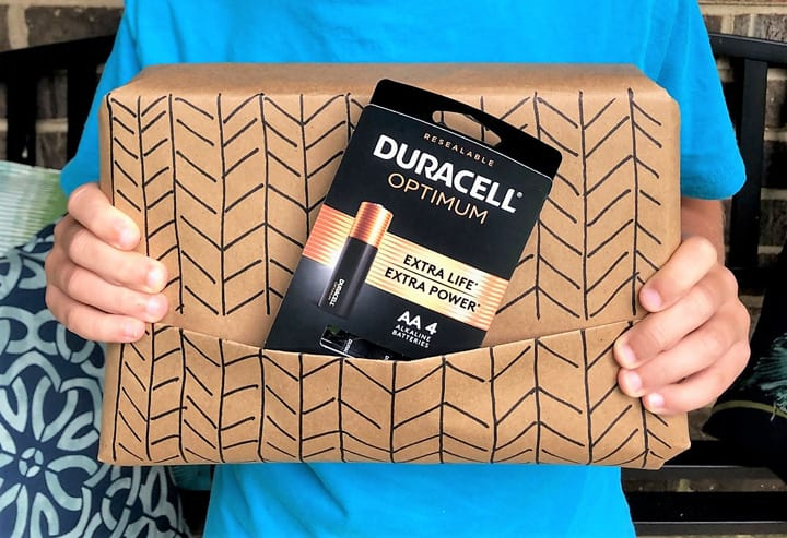 Powering Our Lives with Duracell Optimum Batteries