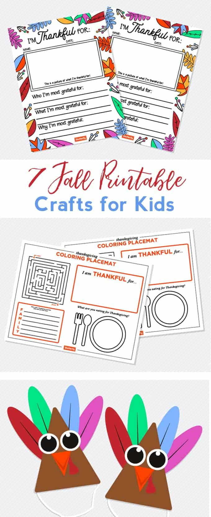 printable crafts for kids
