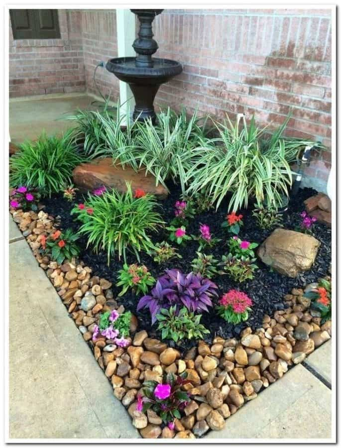 40 Beautiful Gravel Garden Design Ideas To Make Your Home More Awesome