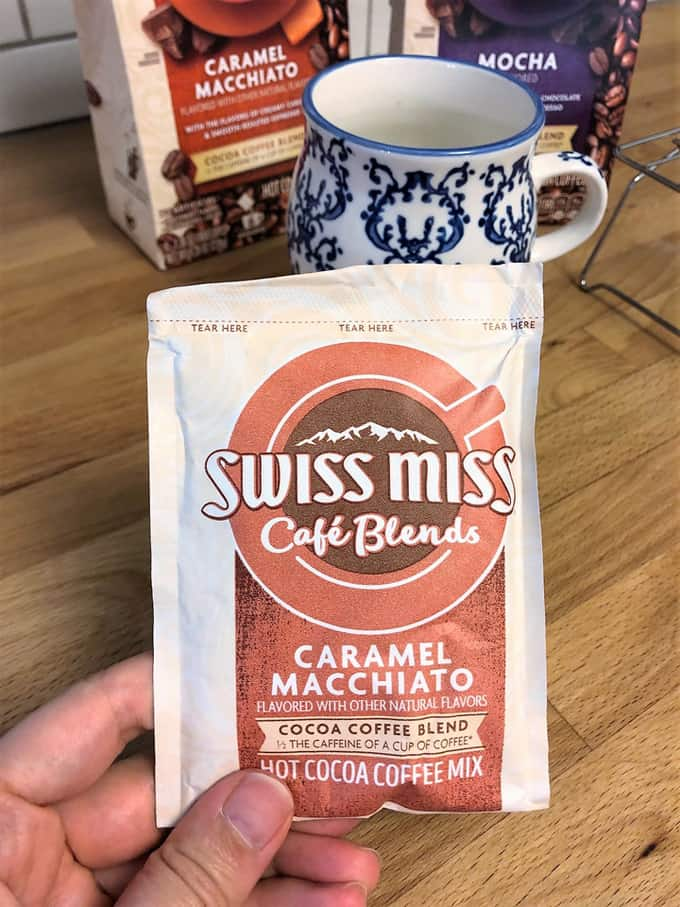 swiss miss cafe blends