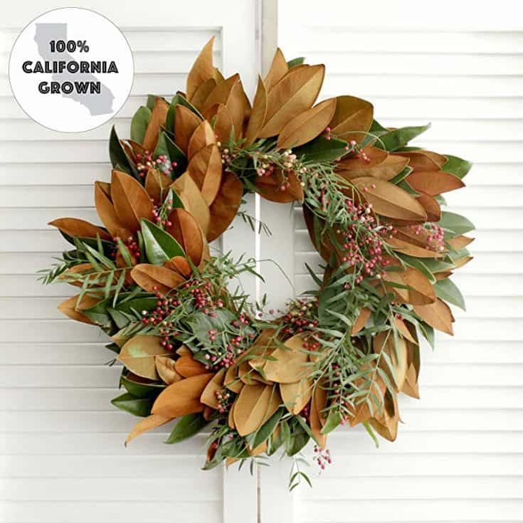 Favorite Fall And Winter Wreaths To Buy