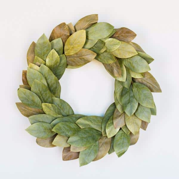 Signature Magnolia Wreath