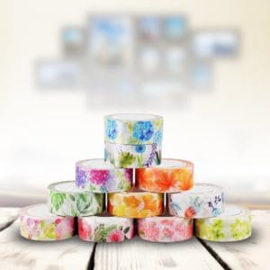 floral washi tape amazon