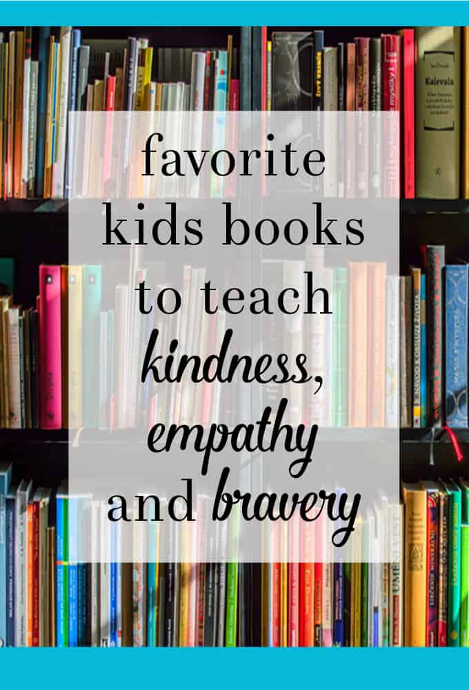 kids books teach kindness