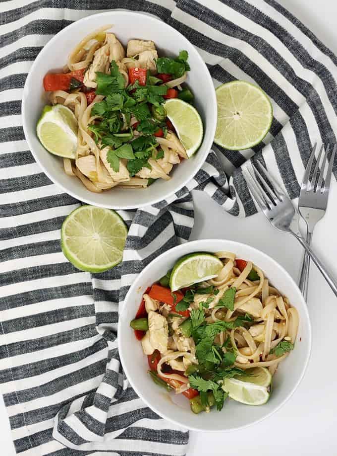 asian noodle bowl recipe 3