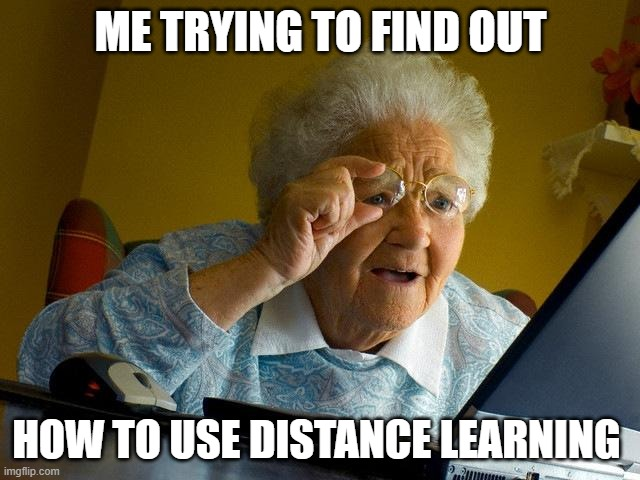 Distance Learning Memes {The Most Relatable Memes on Distance Learning}