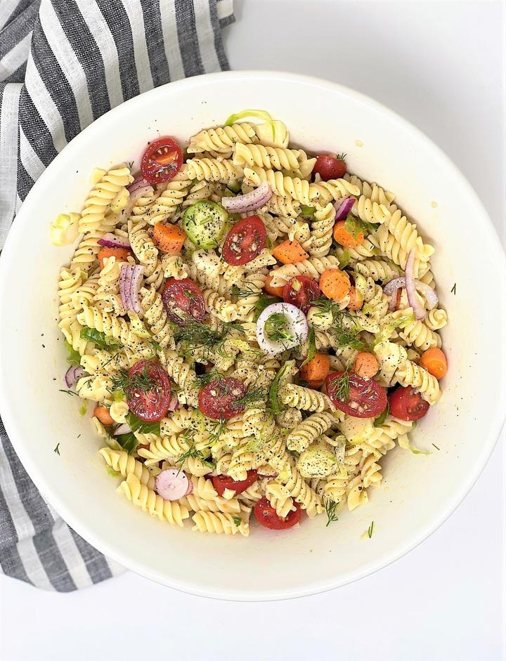 pasta salad recipe 2