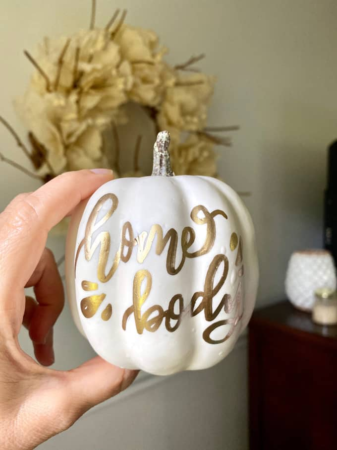 home body pumpkin
