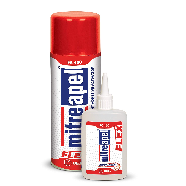 glue for plastic mitreapel