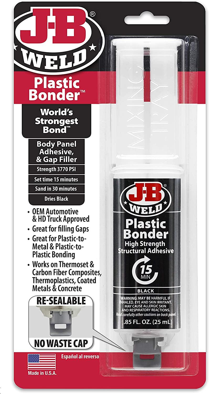 jp weld plastic glue