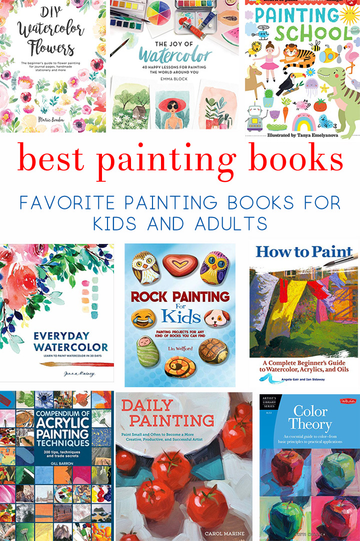 best painting books