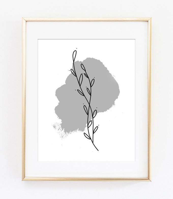 line drawing printable