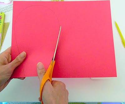 cutting cardstock