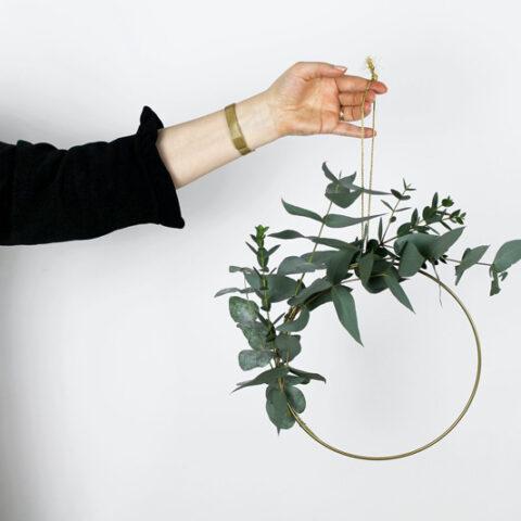 drying eucalyptus