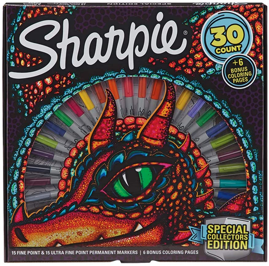 sharpies art kit