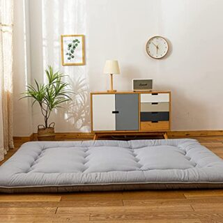 Japanese floor bed