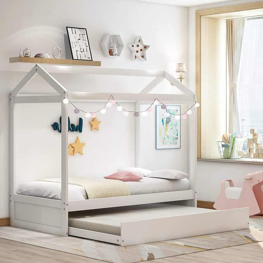 floor bed amazon