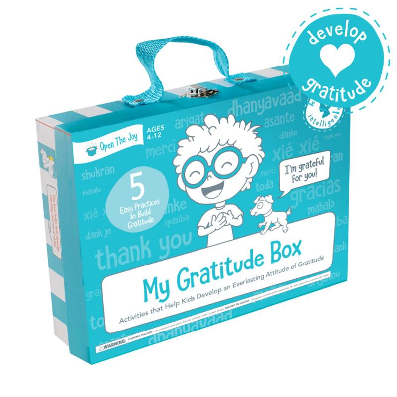 gratitude gift for kids