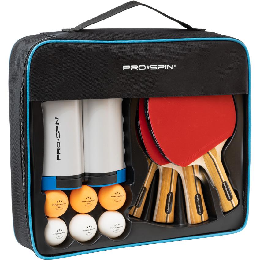 table tennis set